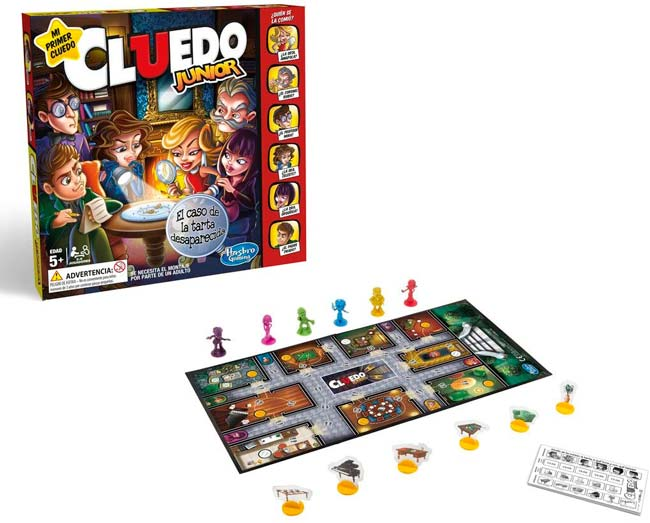 cluedo en vivo junior