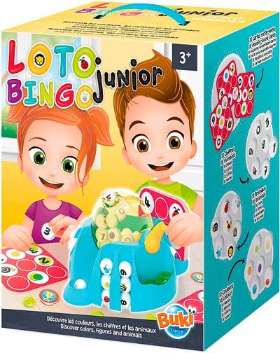 bingo para niño 4 años