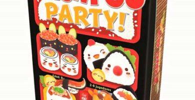 comprar sushi go party