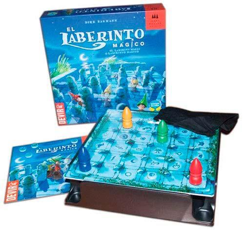 laberinto magico juego