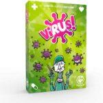 juego de bacterias y virus