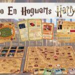 harry Potter juego de mesa un año en Hogwarts