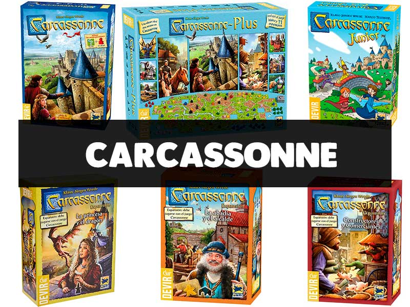 Carcassonne-juego