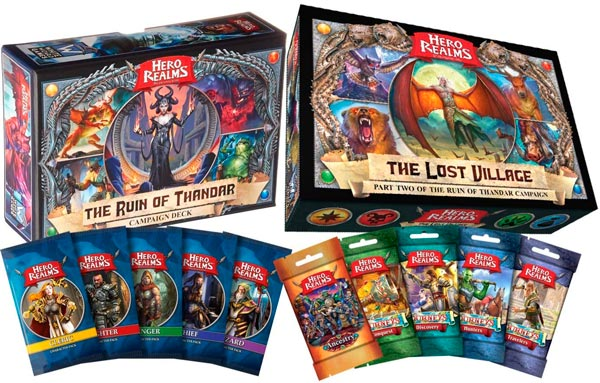 Hero realms expansion