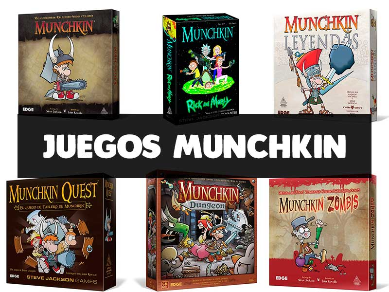 Mejores Expansiones munchkin