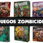 zombicide expansiones