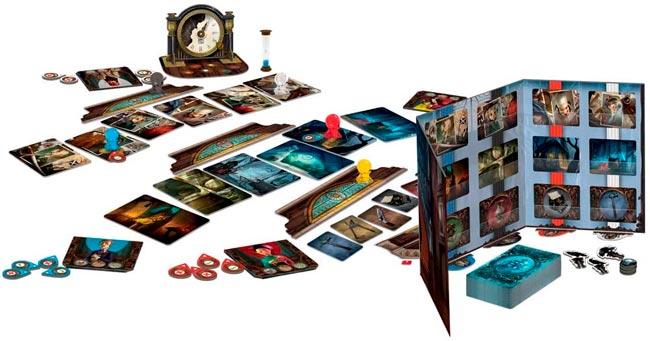 Mysterium juego mesa