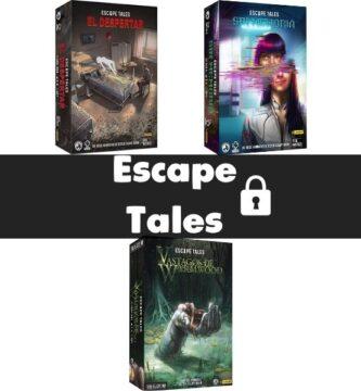 Escape Tales juego de mesa